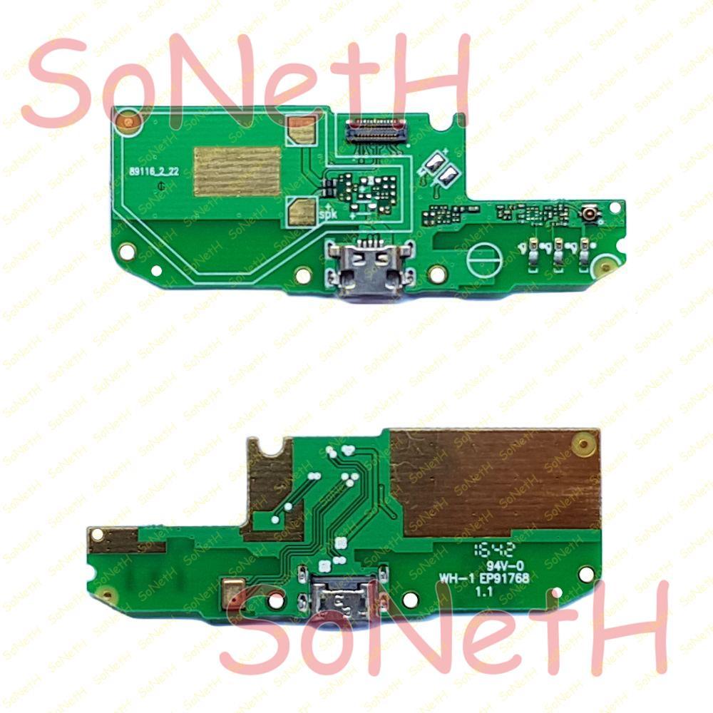 Charging Board Micro Usb Dock Flat Ricarica Asus Zenfone Go Zb551kl Zb45 01s